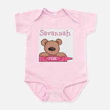 Savannah's Infant Bodysuit