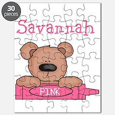Savannah's Puzzle