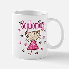 Sophomore Girl Mug