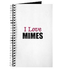 I Love MIMES Journal