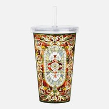 Regal_Splendor_Stained Acrylic Double-wall Tumbler