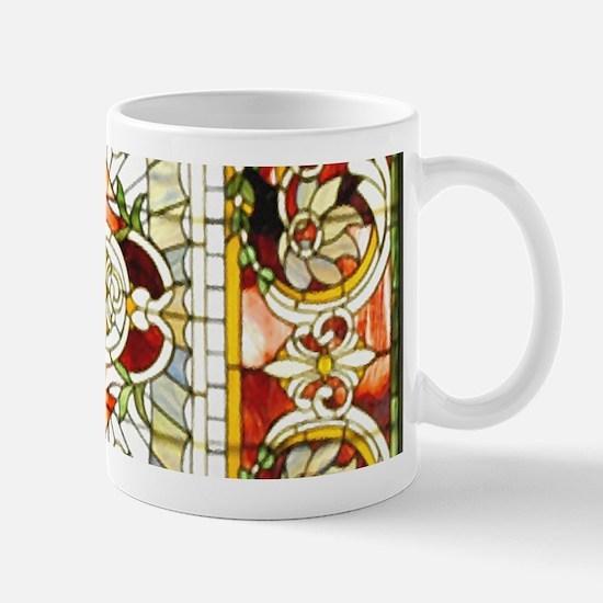 Regal_Splendor_Stained_Glass_23 35 lge poster Mugs