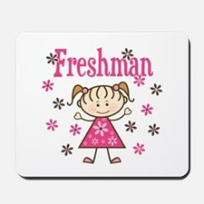 Freshman Girl Mousepad