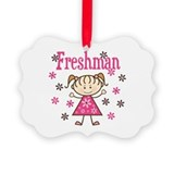 Freshman Picture Frame Ornaments