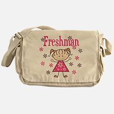 Freshman Girl Messenger Bag