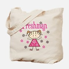Freshman Girl Tote Bag