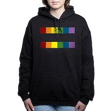 Unique Gay pride Women's Hooded Sweatshirt