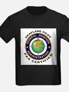 FAA_Logo_Color_ASEL-patch.tif T-Shirt