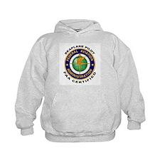 FAA_Logo_Color_ASEL-patch.tif Hoodie