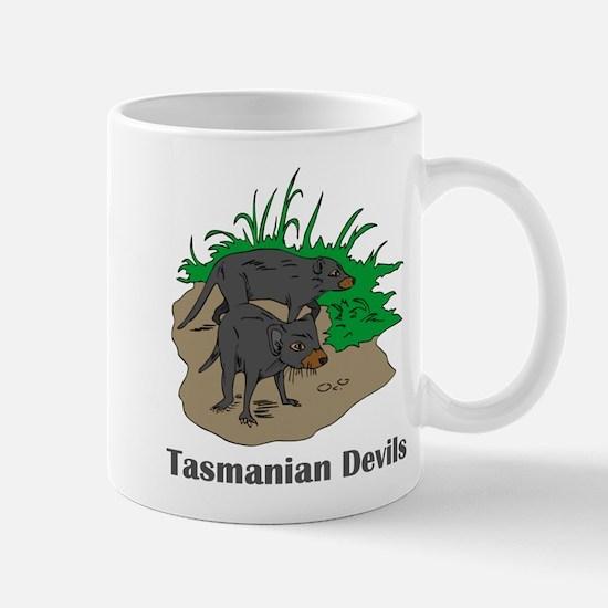 Tasmanian Devils Mug