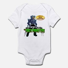 Keyboards Monster Body Suit
