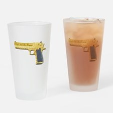 DESERT EAGLE Drinking Glass