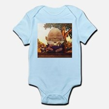 Humpty Dumpty in Wonderland Infant Bodysuit