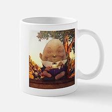 Humpty Dumpty in Wonderland Small Mugs