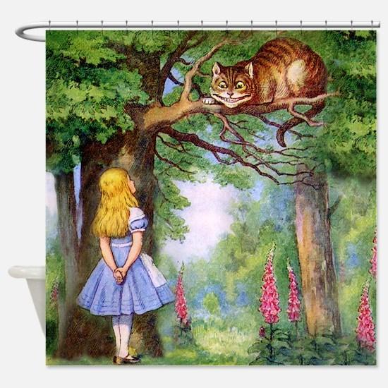 Fantasy shower curtains cafepress for Fantasy shower curtains