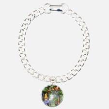 Alice and the Cheshire C Bracelet