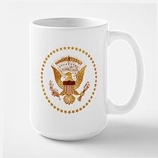 Presidential Seal, The White House Mug