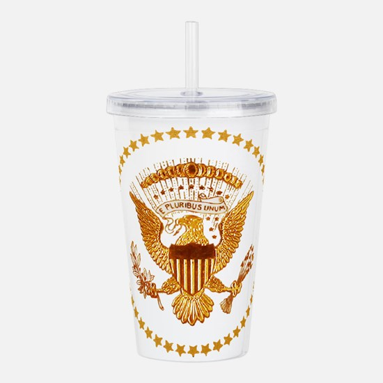 Presidential Seal, The Acrylic Double-wall Tumbler