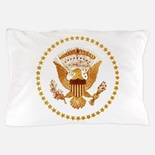Presidential Seal, The White House Pillow Case