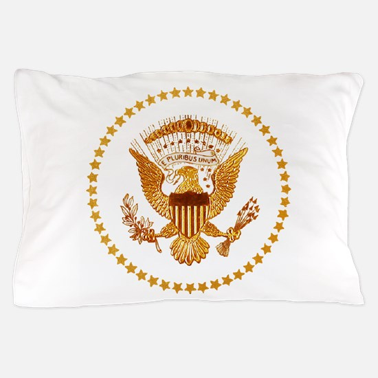 Presidential Seal, The White House Pillow Case