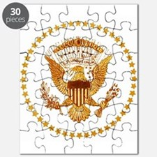 Presidential Seal, The White House Puzzle