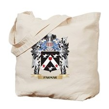 Farmar Coat of Arms - Family Crest Tote Bag
