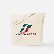 Trenitalia Tote Bag