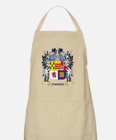 Farrier Coat of Arms - Family Crest Apron