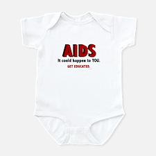 AIDS Infant Bodysuit