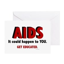 AIDS Greeting Card