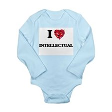 I Love Intellectual Body Suit