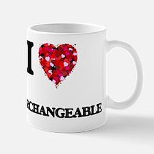 I Love Interchangeable Mug
