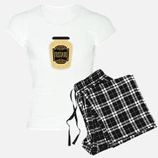 Mustard Jar Pajamas