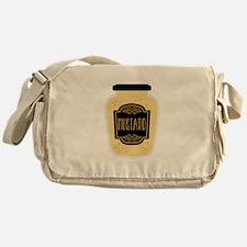 Mustard Jar Messenger Bag