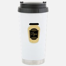 Dijon Travel Mug