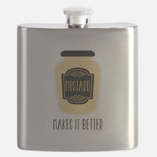 Makes It Better Flask