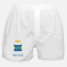 Makes It Better Boxer Shorts