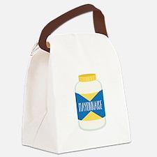 Mayonnaise Canvas Lunch Bag