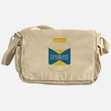 Mayonnaise Messenger Bag