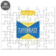 Mayonnaise Puzzle