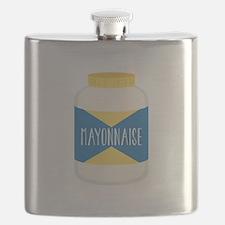 Mayonnaise Flask