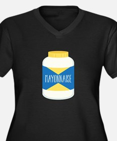 Mayonnaise Plus Size T-Shirt