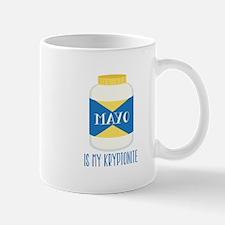 Mayo Kryptonite Mugs