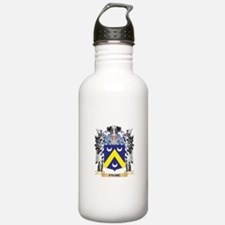 Favre Coat of Arms - F Water Bottle
