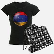 Armenia Soccer Ball Pajamas