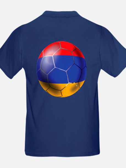 Armenia Soccer Ball T