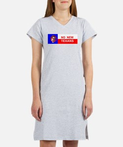No Rick Perry Women's Nightshirt