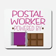 Postal Worker Mousepad