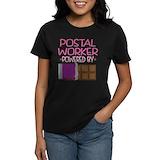 Postal workers Women's Dark T-Shirt