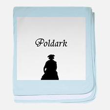 Poldark baby blanket